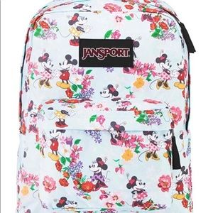Jansport Mickey & Minnie Backpack